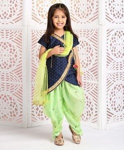Kids Punjabi Fancy wear