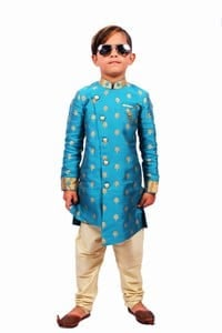 Punjabi Style Kurta Pajama for Baby Boy