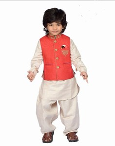 Punjabi Traditional Dress for Baby Boy