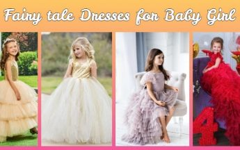 Stylish Fairy Tale Princess Dresses & Gowns for Baby Girl