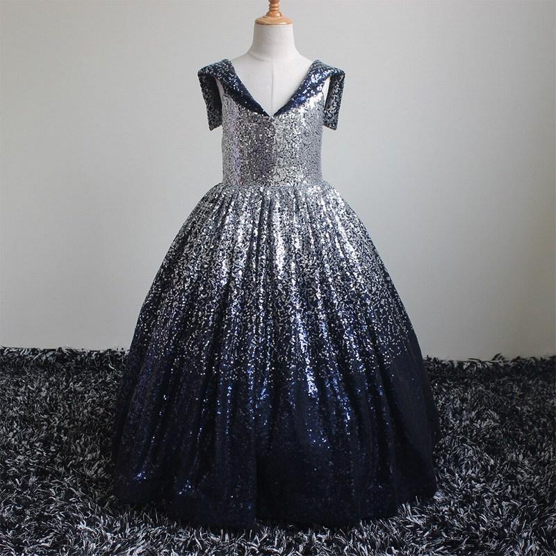Baby Girl Sparkly & Glitter Dress