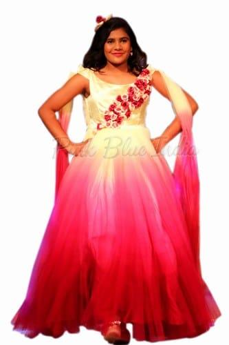 Junior Girl Party Wear Designer Gown - Junior Dress