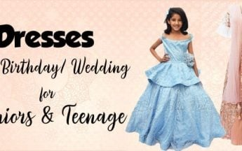 Dresses for a Birthday/ Wedding for Juniors & Teenage