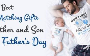 The Best Matching Gifts for Father and Son on Father's Day