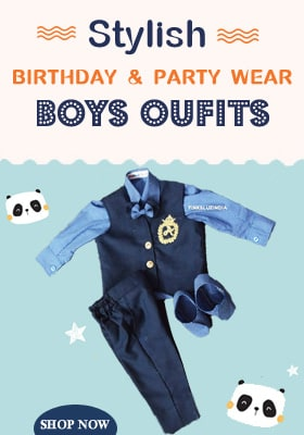 Boys Birthday and Party wear Outfits