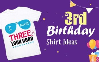 3rd Birthday Shirt Ideas – Best Boys – Girls Birthday Gift
