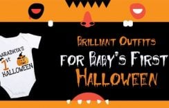 6 Brilliant Outfits for Baby's First Halloween