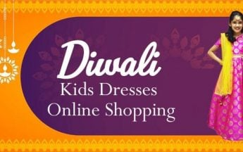 Diwali Baby Outfits – Latest Diwali Kids Dresses Online Shopping