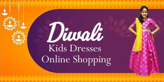 Diwali Baby Outfits, Latest Diwali Kids Dresses Online, Ethnic Clothing