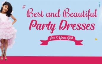 5 Year Girl Party Dresses – Best and Beautiful Birthday Gown