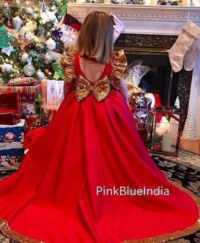 Fairy Dress for 5 year girl, Fairy Tail Princess Dress