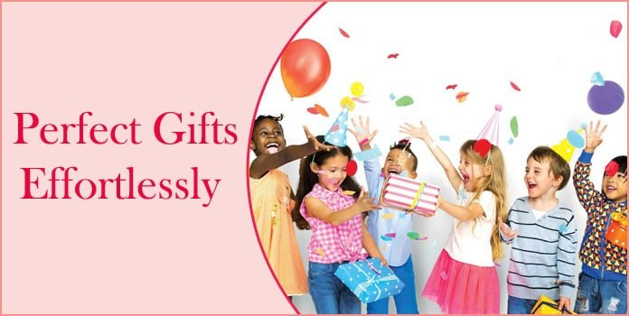 Perfect gifts, effortlessly from PinkBlueIndia