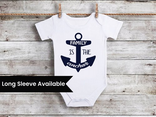 Nautical First Birthday Outfit, Nautical Baby boy Onesie