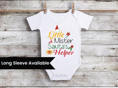 Baby Boy First Christmas Outfit, Newborn baby boy christmas outfit