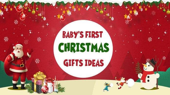 Baby First Christmas Gifts, Baby's 1st Christmas Outfit ideas