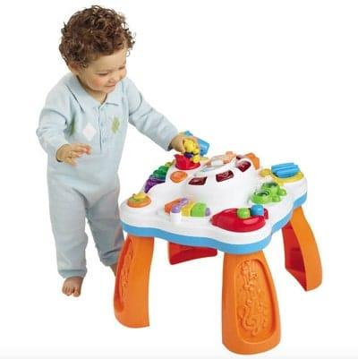Baby Christmas Play Table