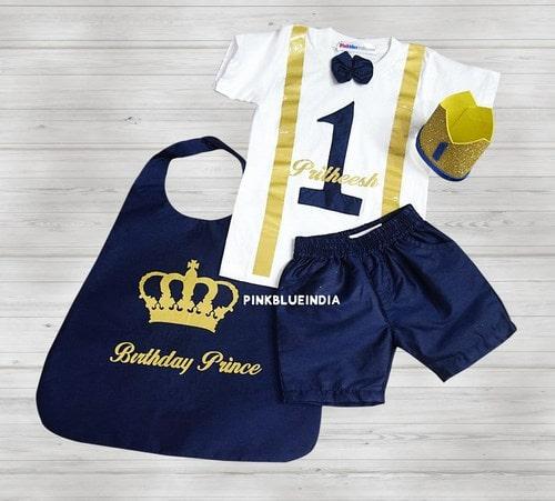 Royal Prince Charming Child Costume, Prince Dress for Baby Boy