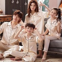 Mom and baby night suit, Family Nightwear India