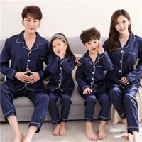 Sleepwear Night Suit Dress Family Set, Twinning night suit