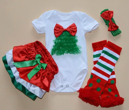 First Christmas Outfit For Baby Girl, First Christmas Dress