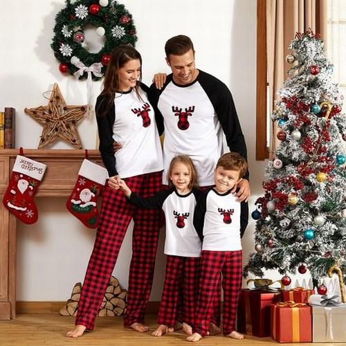 Matching Family Christmas Pajama Sets, Family christmas pajamas