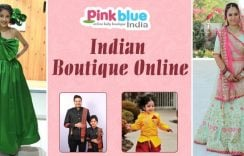 Pink Blue India – Shop on the Best Indian Boutique Online