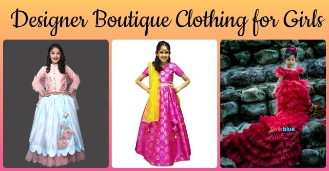 Girls Designer Boutique Clothing Online, Baby Girl Boutique Dresses, Gowns
