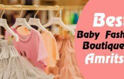 Best Baby Fashion Boutique in Amritsar – Kids Designer Dress