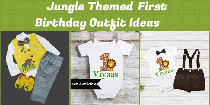 Jungle Theme First Birthday Party Outfit, safari outfit baby boy girl Dress
