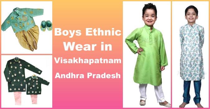 Boys Ethnic Wear in Visakhapatnam, Andhra Pradesh