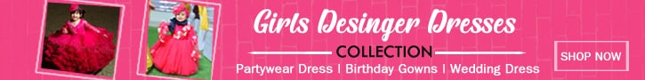 designer girls party wear frocks, birthday gowns