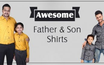 Awesome Shirts for Dad & Son | Father Son Dress Shirts