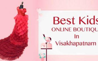 Best Baby/Kids Online Boutique in Visakhapatnam (Vizag)