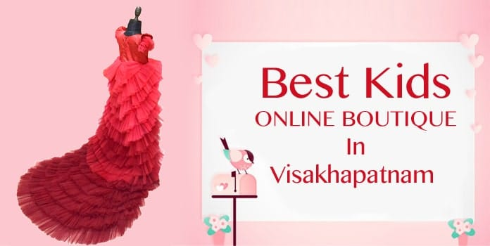 Baby Clothes, Designer Dresses vizag, Kids Boutique Online in Visakhapatnam
