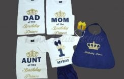 Best Matching Family T-Shirts/Outfits Collection Online
