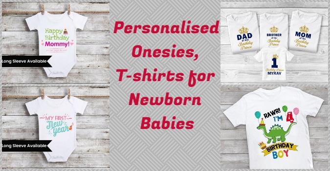 Baby Onesies, Kids T-shirts, Newborn Baby Bodysuits Shop Online Vizag