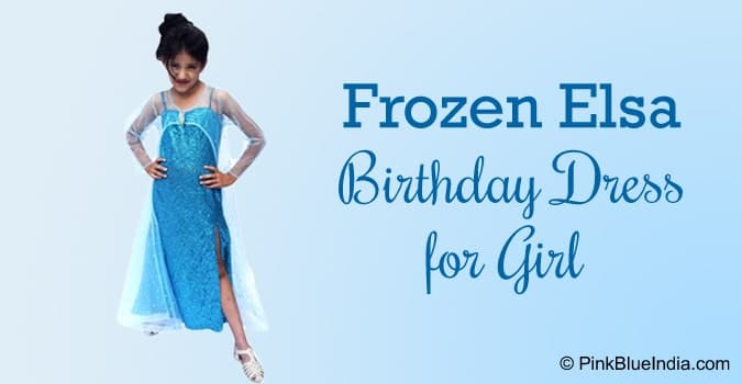 Disney Frozen Elsa Dress images for Girls