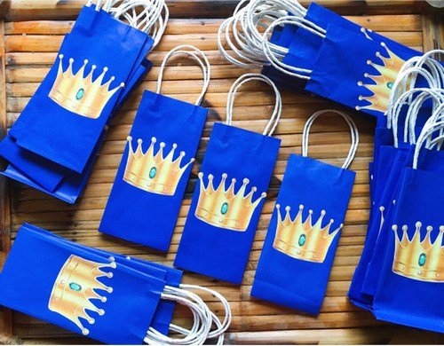 Royal Prince Prince Party Favors