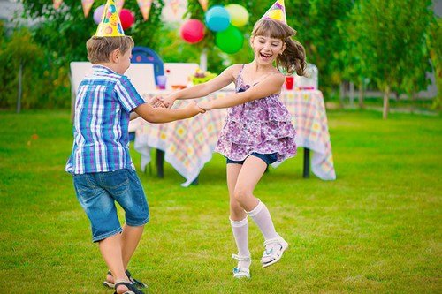 Royal Birthday Party Games, Little Prince Party Activities