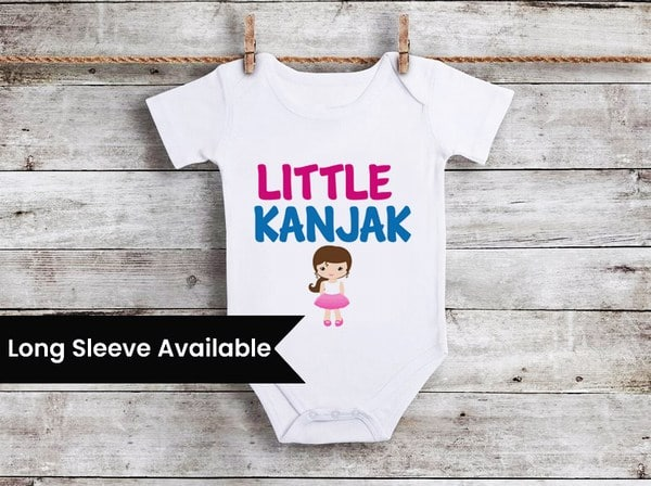 Little Kanjak, First Kanjak Romper, Onesie