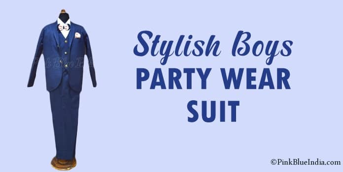 Party Wear Boy Outfits, Kids Wedding Boys Suit Online