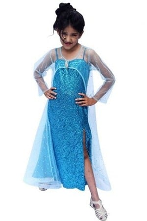 Disney Frozen Costume princess Frozen Dress