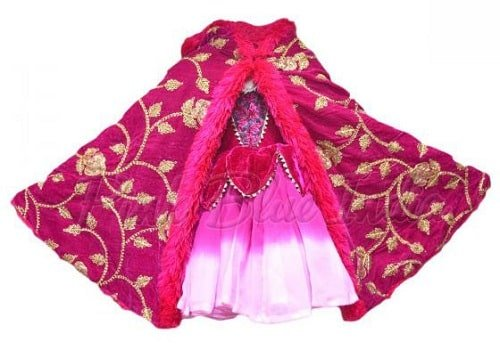 Princess Aurora Party Girls Dress