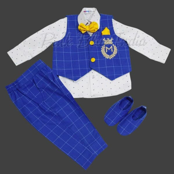 Boys Birthday Party Formal wear Outfit