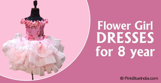 Flower Girl Dresses for 8 Year old