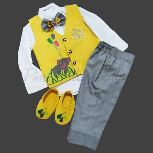 Safari, Animal / Wild One Jungle themed outfit boy online