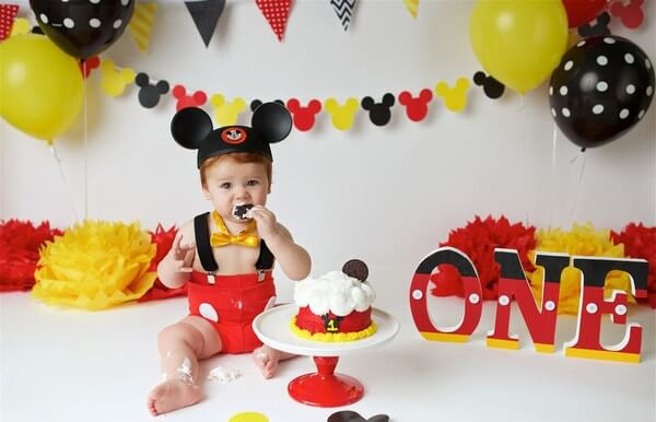 Mickey Mouse Little Boy Costume Outfit India