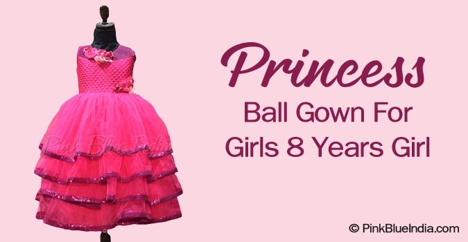 Princess Ball Gowns For Girls