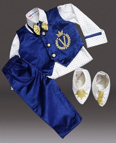 Baby Boy Royal Prince Costume