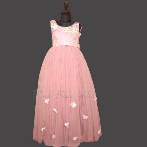 Girl Birthday Dress for 9 year old